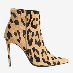 Barbara Bui Leopard Stiletto Heels